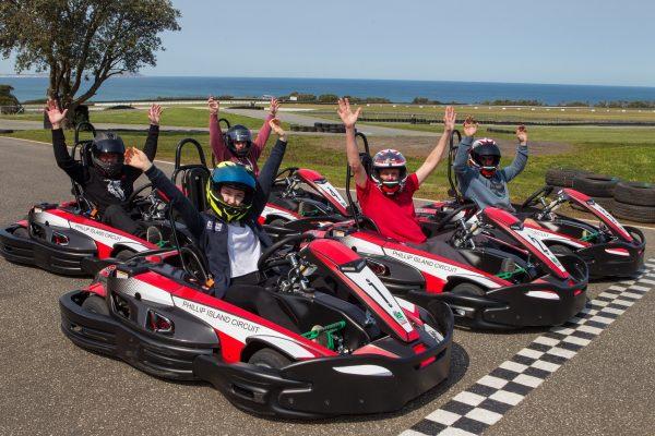 Phillip Island Circuit - Go Karts