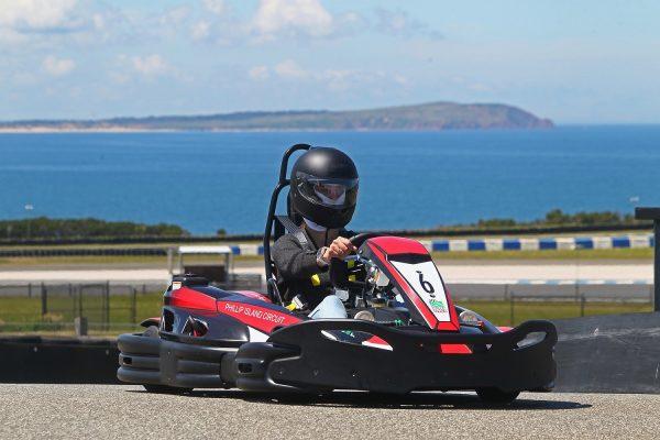 New Sodi RT8 Evo 2 karts on track 002